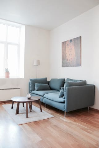 Nice 2BR Apartment in the Heart of Bergen - Bergen - Apartamento