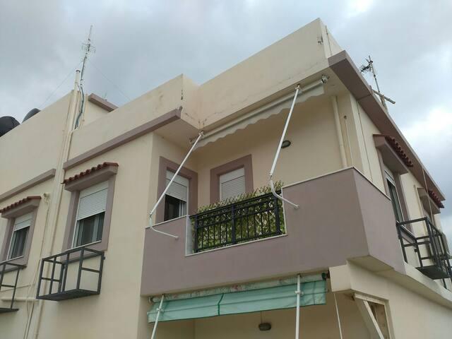 furnished city apartment - Nea Alikarnassos
