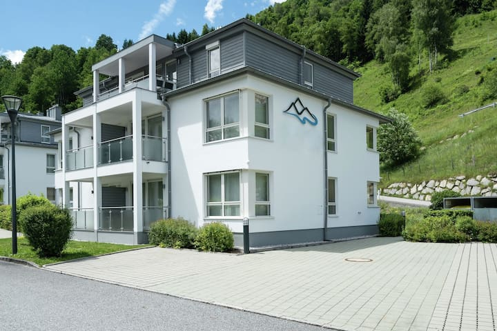 Cozy Apartment in Kaprun with Wellness Centre nearby