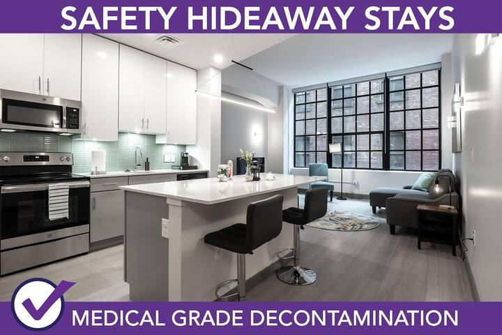 Safety Hideaway - Medical Grade Clean Home 99