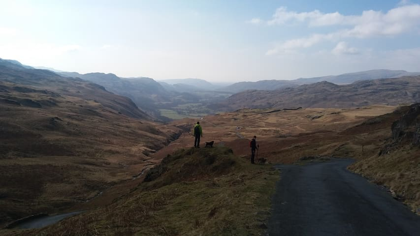 Harter - Glamping in the Eskdale Valley