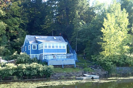 Lake House on Lake Lonely