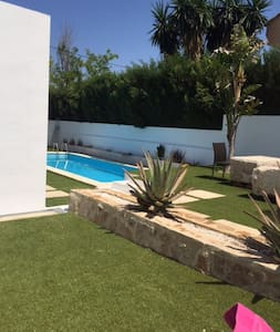 2 bedrooms, 4 people max , La Canyada / Valencia - Paterna/La Canyada - Villa