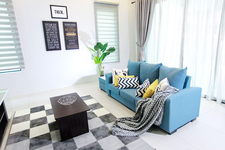 Skandi Haus Ipoh - Houses for Rent in Ipoh, Perak, Malaysia
