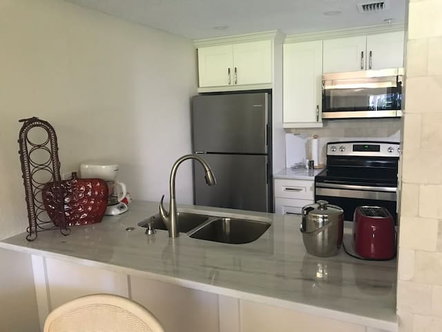 Remodeled Studio with King bed in Innisbrook