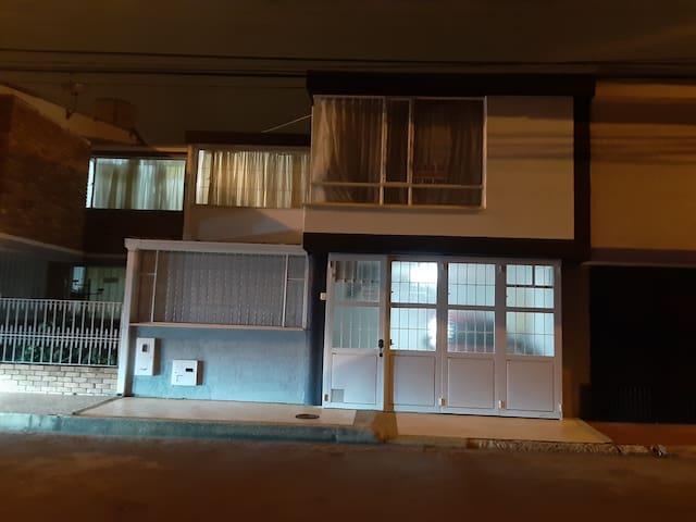 Casa apartahotel - Santa Inés