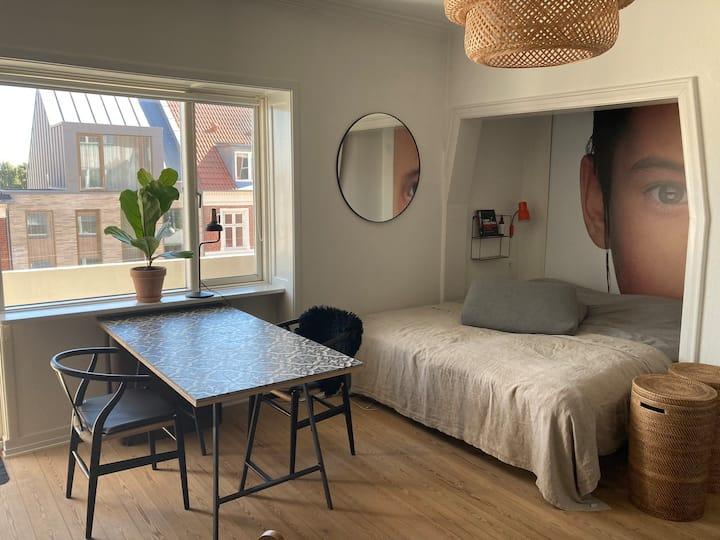 Lejlighed i hjertet af Århus