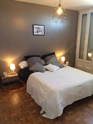 T2 lumineux proche FAC et centre ville - Rennes - Apartemen