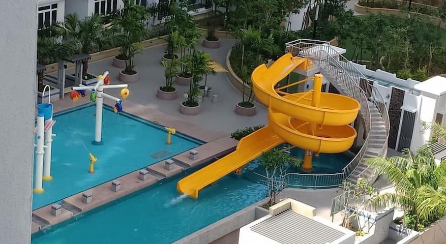 Melaka Parkland Residence B6 by Q Holiday Home