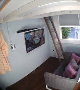 Loft Queen Bed-Private Room-Best Location - San Francisco - Appartamento