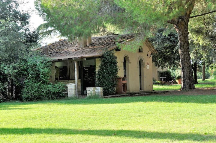 Cottage I Pini in campagna a Cecina