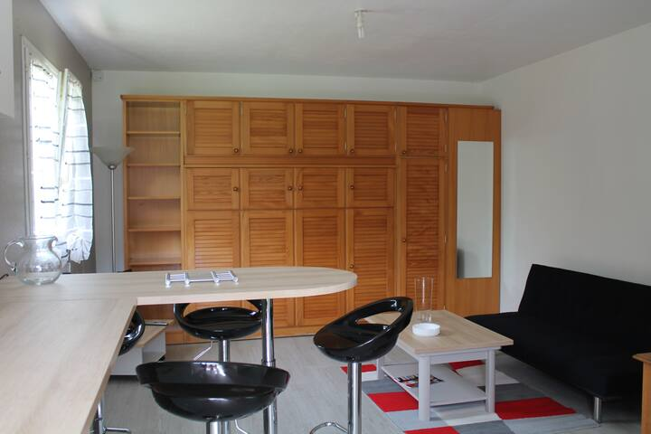 Studio neuf proche St-Malo Dinard Dinan - Langrolay-sur-Rance - Daire