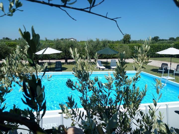 Garda Lake relax Corte Tacconi