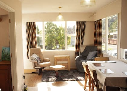 Cozy Double room -Wshr&Dryer, Fiber