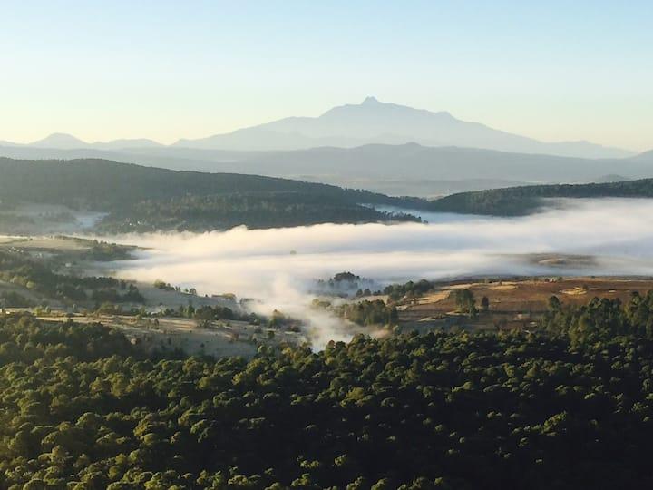 AISLAMIENTO Las Nubes LUGAR DONDE NACEN LAS NUBES!