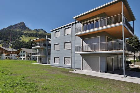 Brand new luxury apartment with 3 bedrooms - Davos