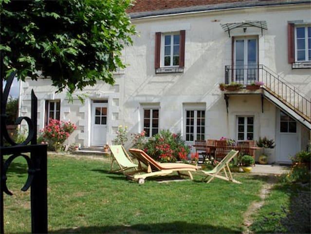 La Louvière des Sablons - Saint-Romain-sur-Cher - Apartament
