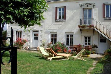 La Louvière des Sablons - Saint-Romain-sur-Cher - 公寓