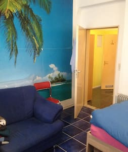 Comfortable 2 Bed Place...1 Stop from Hbf - Stuttgart - Daire