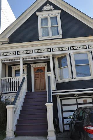 4 BR/4BA Bernal Heights Victorian - San Francisco - Haus