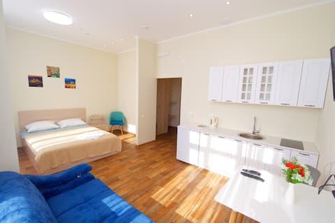 Квартира-студия в апарт-отеле по отличной цене