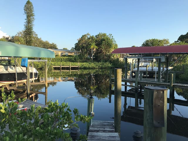 Quiet Vacation Home on the Water Near #1 Beach USA