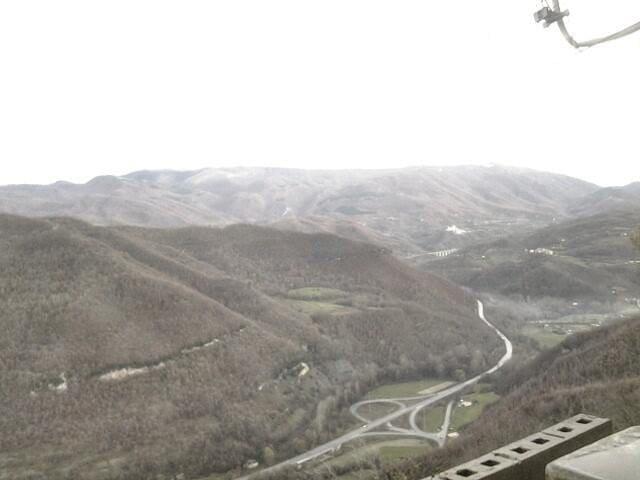 valle del Cicolano da Roccaraneri- Cicolano valley view from Roccaraneri