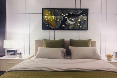 Warm, two bedroom - 提罗斯 - Haus