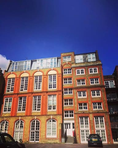 Pumpkin and ANing's Home - Londra - Bed & Breakfast