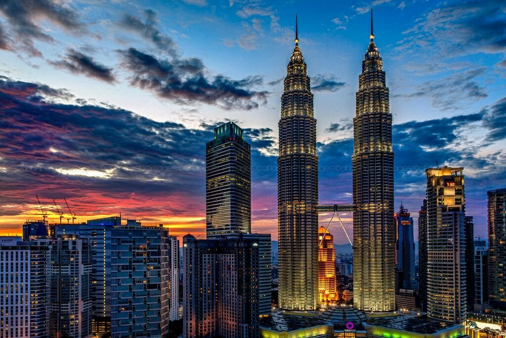 Within the Vicinity of Kuala Lumpur City Center. Close to all major attraction :)