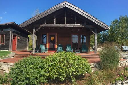 Lakefront Cabin:  Ryder Cup