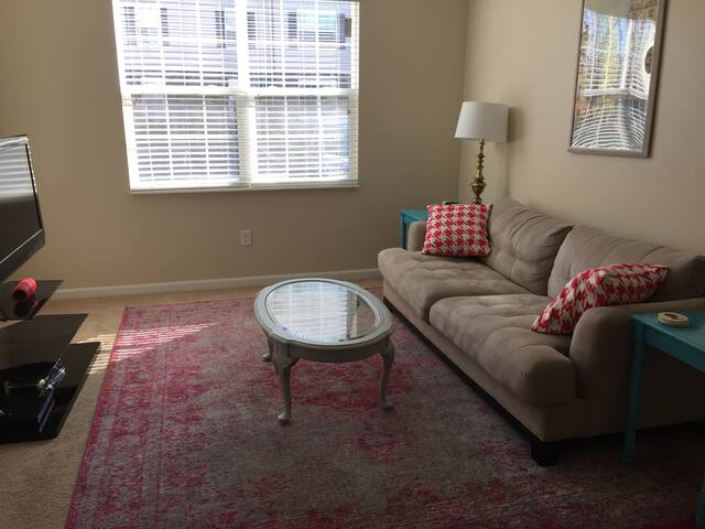 Pretty and Cozy 1BD Westerville Apartment