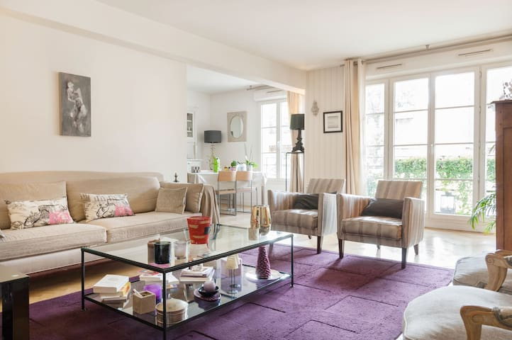 Chambre & salle de bain privative - Rueil-Malmaison - Lejlighed