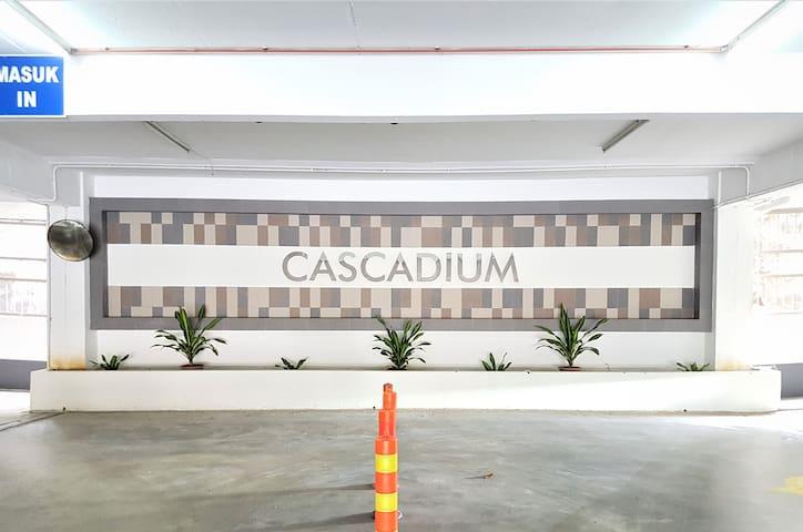 Cascadium Condominium in Bangsar