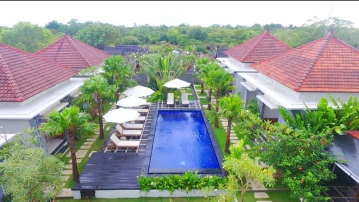 D'Padang Homestay by Dwaraloka - Deluxe Room