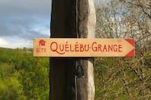 """""""Quélébu Grange"""" gite / retrait dans le Couserans"""