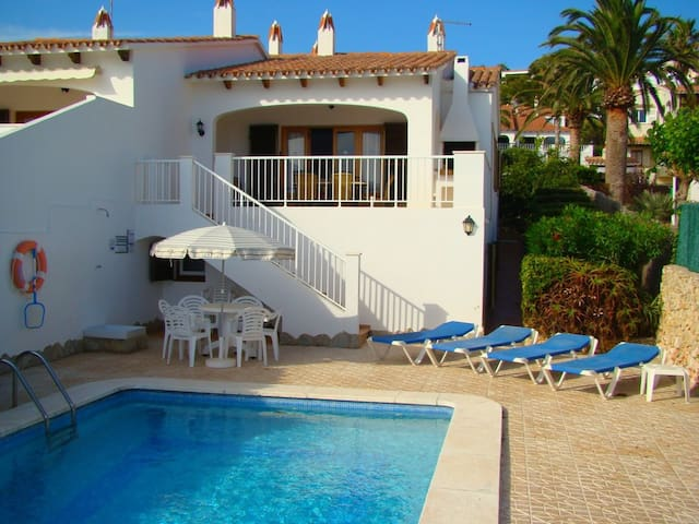 Villa Llevant beautiful house with private pool ideal to meet menorca