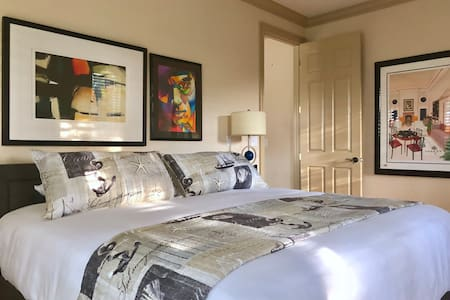 Welcome Home, Your Luxe 'Master Suite' Awaits You