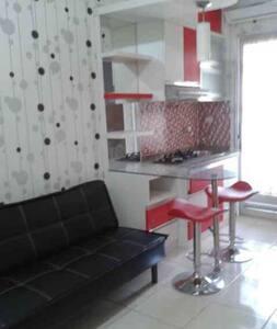 apartment greenbay - jakarta utara