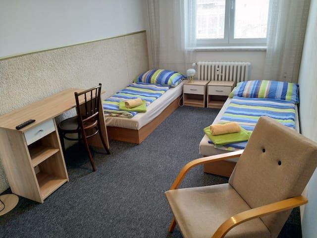 Room Brno