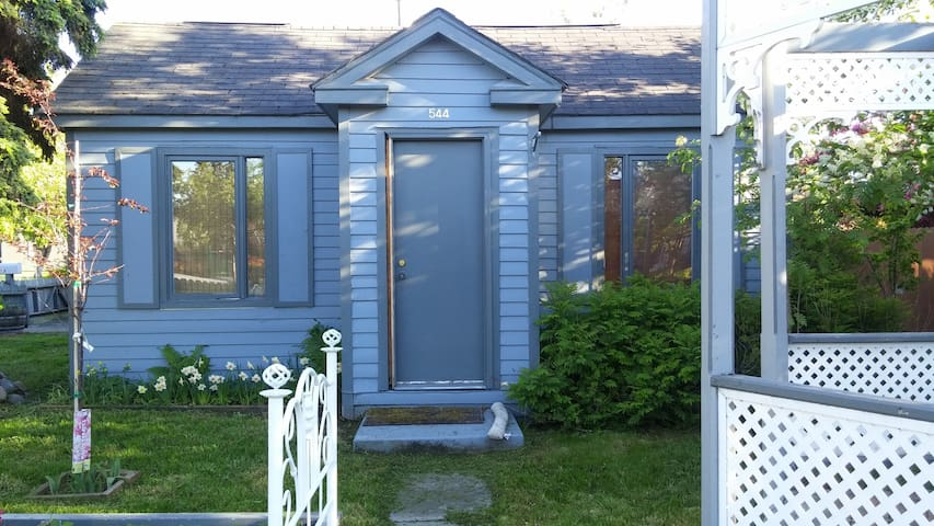 Adorable downtown Anchorage home