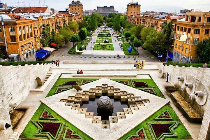 Jerevan - Huoneisto