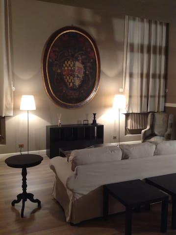 SUITE 5 appartamento glamour nel cuore del centro - Reggio Emilia - Apartament