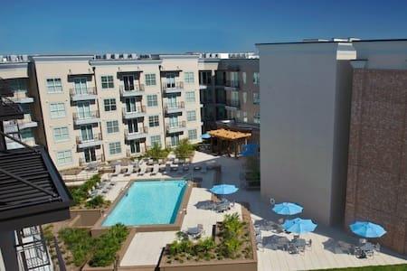 """""""新月之城"""":新奥尔良市中心泳池景观高档公寓 - New Orleans"""