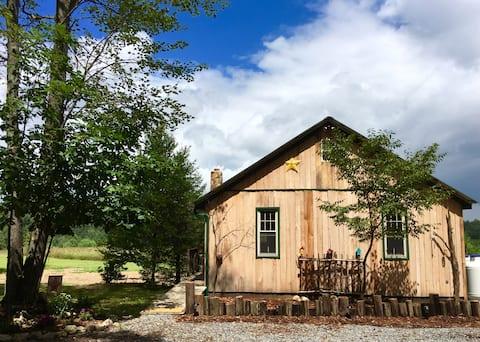 North Star Cabin at Oak Mountain Hideaway