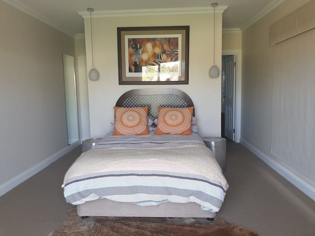 Beautiful guest suite in the Barossa Valley