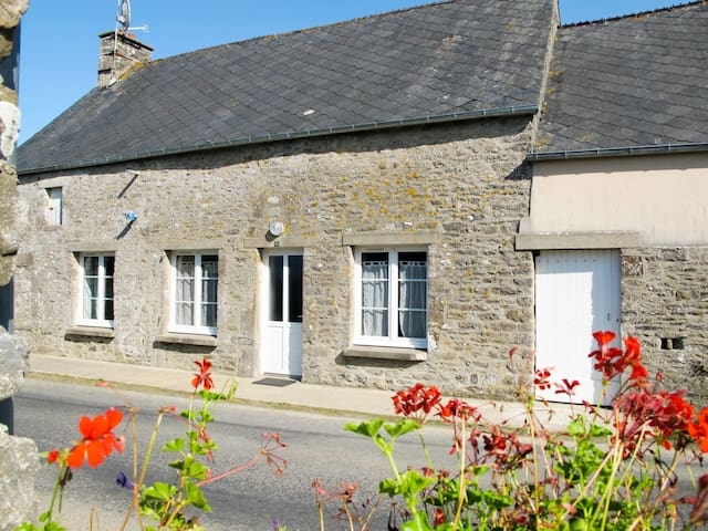 Holiday home in Portbail for 6 persons