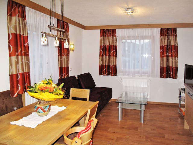 Apartment Haus Alpenherz für 4 Personen - Prutz. Fendels - Appartement