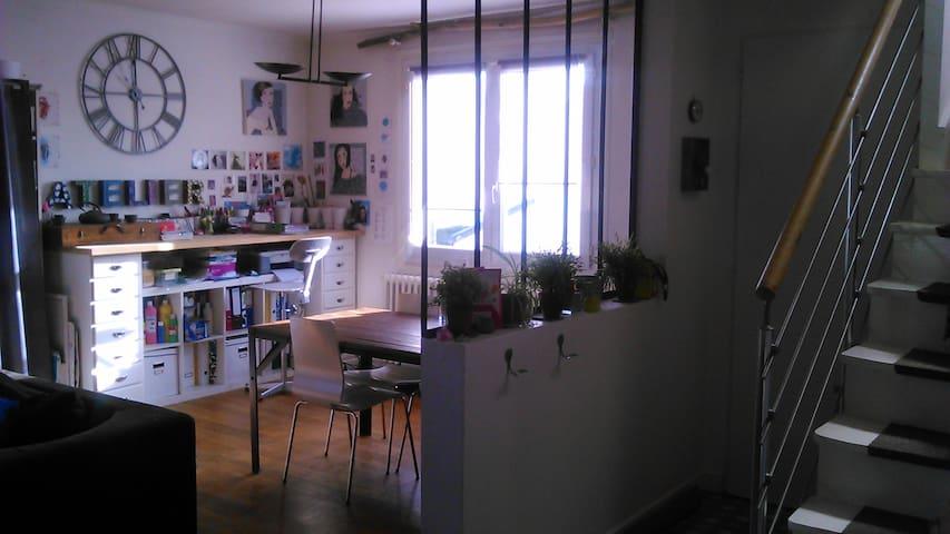 Maison bord de mer -  location à la semaine - Plérin - Dům