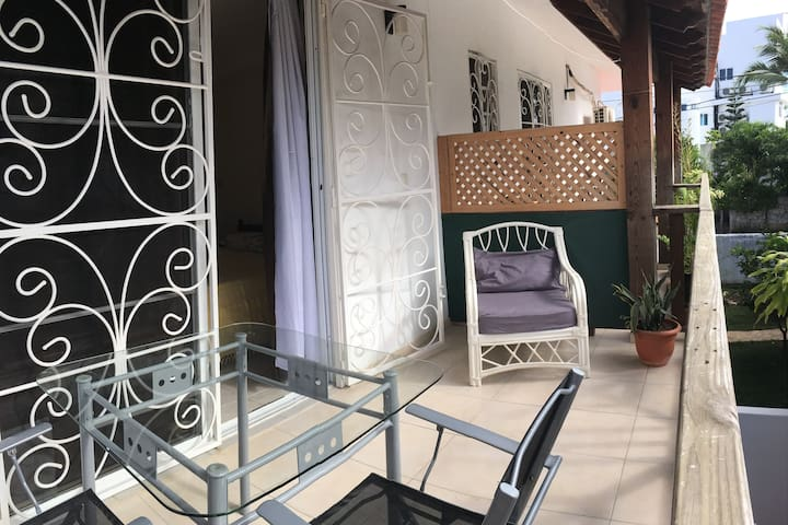 Studio Minimal en Dominicus - Santo Domingo Province - Apartamento